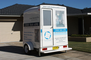 Luxury Portable Bathroom Hire