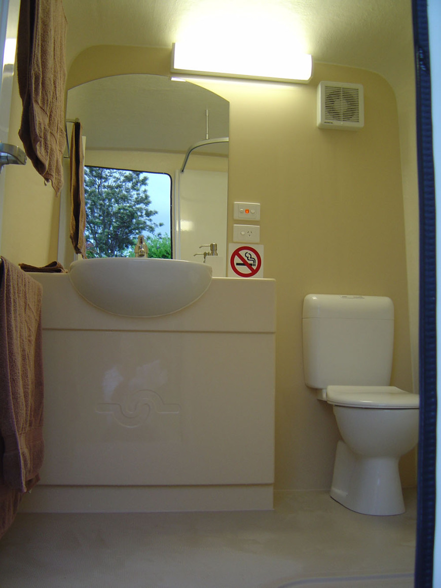 Portable Bathrooms Gallery